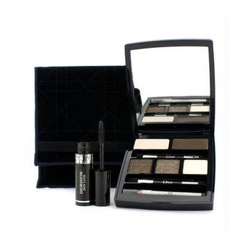 Dior Celebration collection - Makeup palette for the Eyes ~ eyeshadows, eyeliner, serum primer & Mascara
