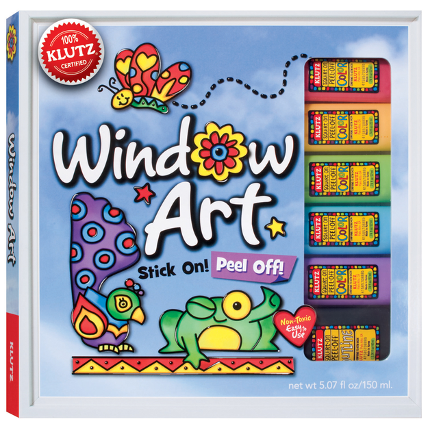 Klutz Window Art Book Kit
