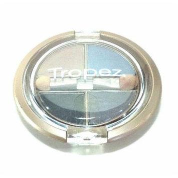 Tropez Opposites Attract Eyeshadow Quad 39301 Smoky Illusions .10 Oz. (1 Each)