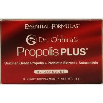 Essential Formulas Dr. Ohhira's Propolis PLUS -- 30 Capsules