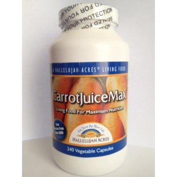 CarrotJuiceMax 240 Capsules