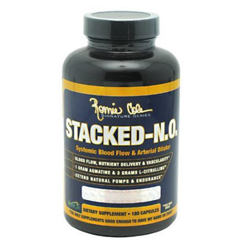 Ronnie Coleman Signature Series Stacked-N.O. - 180 Capsules