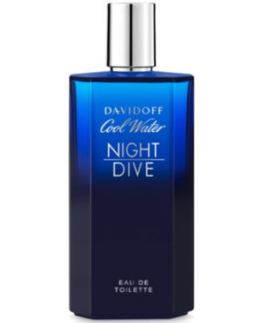 Davidoff Cool Water Night Dive Eau de Toilette Spray, 4.2 fl oz