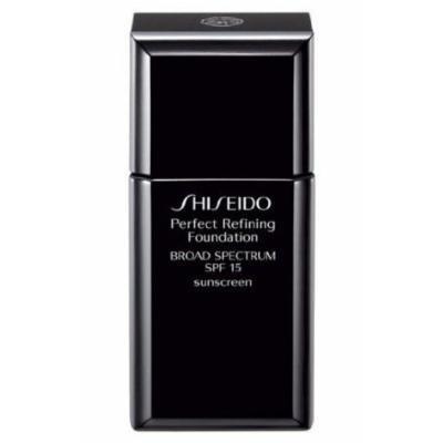 Shiseido 'Perfect Refining' Foundation SPF 15-O00 Very Light Ochre