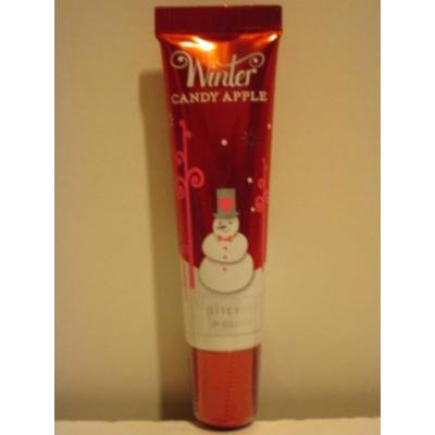 Bath and Body Works Winter Candy Apple Lip Gloss New for 2012