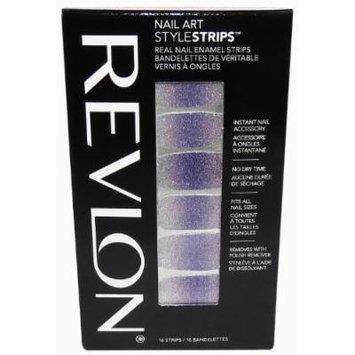 revlon nail art real nail enamel strips eye candy