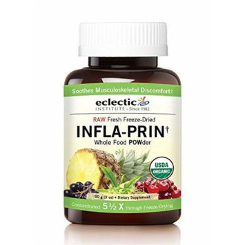 Eclectic Institute Inc Raw Infla-Prin Powder, 90 gms