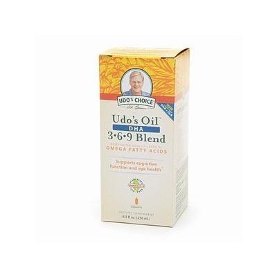 Flora Udo's Oil DHA 3-6-9 Blend Liquid 8.5 fl oz (250 ml)