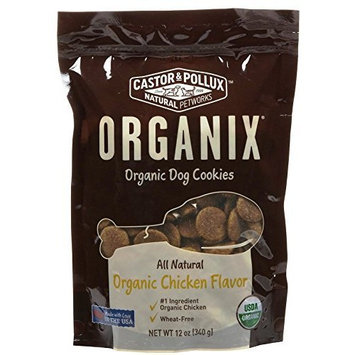 Organix Organic Dog Cookies - Chicken Treats