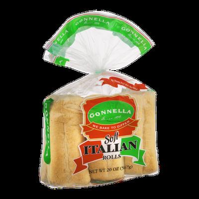 Gonnella Soft Italian Rolls