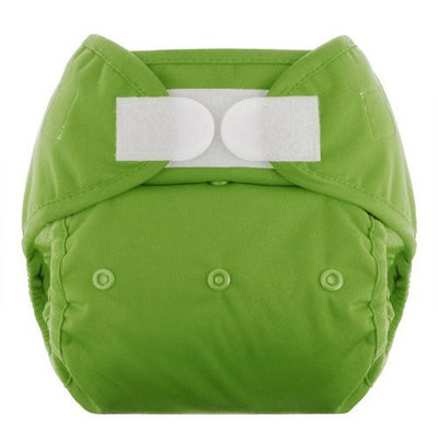 Blueberry Coveralls Hook/Loop Diaper, Kiwi