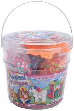 Perler Fun Fusion Fuse Bead Activity Bucket - Magic Princess