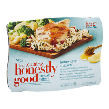 Lean Cuisine Honestly Good Honey Citrus Chicken