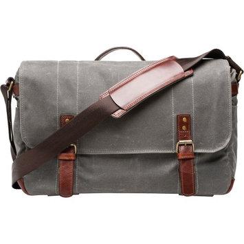 ONA The Union Street Camera and Laptop Messenger Bag - Smoke