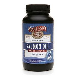 Barlean's Organic Oils Signature Salmon Oil