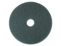 3M Floor Pads Cleaner Pad, Removes Dirt/Spills/Scuffs, 16