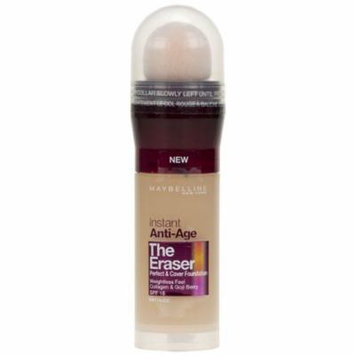 Maybelline The Eraser Perfect & Cover Foundation