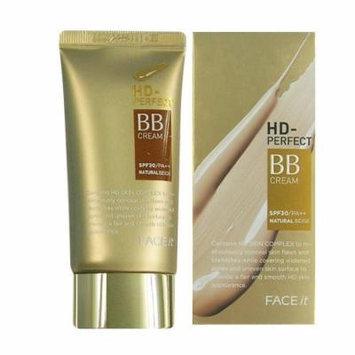 [The Face Shop]face It Hd-perfect Bb Cream(40g)_#1 Light Beige