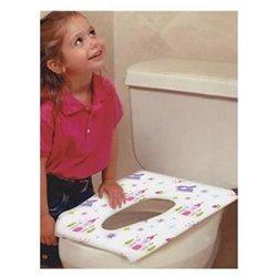 Disney Princess Potty Topper 10-Pk. Disposable Toilet Seat Covers By