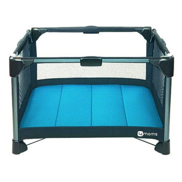 4Moms Breeze Playard, Black, 1 ea