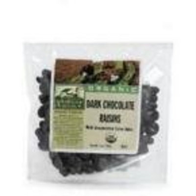 Woodstock Farms Blue Marble Covered Raisins with Evaporated Cane Juice, Dark Chocolate, 15 Pound