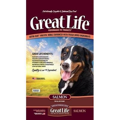 Great Life Wild Salmon Dry Dog Food 8lb