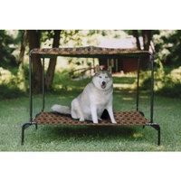 Kittywalk Systems Inc Puppywalk Breezy Bed Ultra royale, For Dogs up to 100 Pounds
