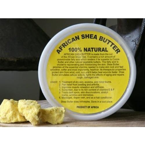 Ra Cosmetics African Shea Butter 100% Natural 16oz
