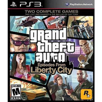 Rockstar Games Grand Theft Auto: Episodes From Liberty City (PlayStation 3)