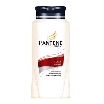 Pantene Pro-V Shampoo, Hydrating Curls, 25.4 fl oz (750 ml)