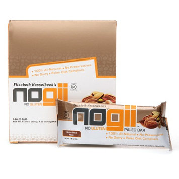 Nogii No Gluten Paleo Bars Mixed Nut