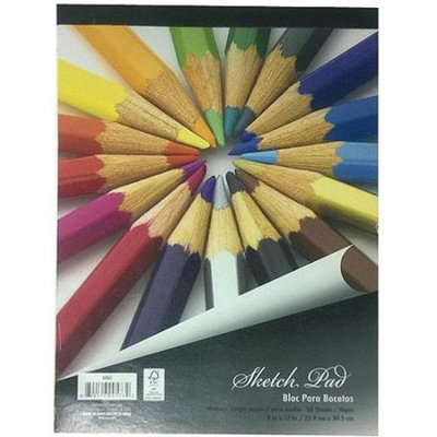 Unbranded Sketch Pad, 9