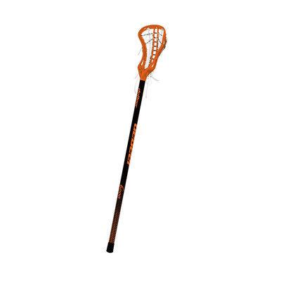J. Debeer & Son Inc. DeBeer Lacrosse NV3 Complete Stick Orange