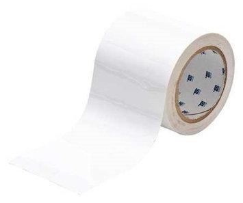 TOUGHSTRIPE 104371 Floor Marking Tape, Roll,4In W,100 ft. L
