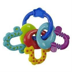 Kids Ii Bright Starts License To Drool Teether Keys