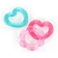 Bright Starts Chill & Teethe Teether, Assorted Colors, 3M+, 3 teethers