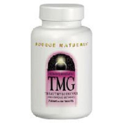 Source Naturals TMG, 750mg, 240 Tablets