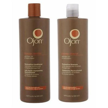 Ojon Damage Reverse Shampoo and Conditioner (16.9 fl oz Each)