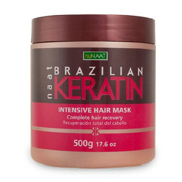 nuNAAT Brazilian Keratin Intensive Hair Mask