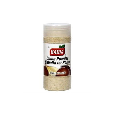Badia Onion Powder 9.5 ounce (Pack of 12)