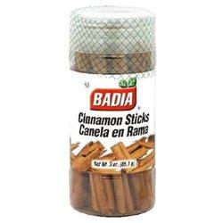 Badia - Cinnamon Sticks - 3 oz. CLEARANCE PRICED
