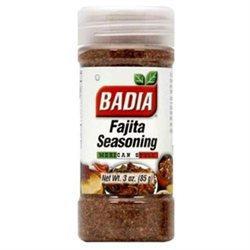 Badia Fajita Seasoning - 12 Jars (3 oz ea)