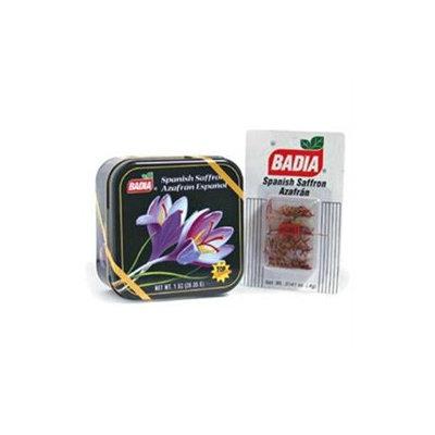 Badia Saffron Spanish Cello 0.4 gm (Pack of 12)