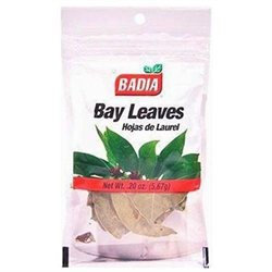 Badia Bay Leaves - 12 Packets (.25 oz ea)