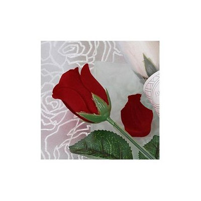 Long-Stemmed Rose Soap - Red - kateaspen - 21010-RED