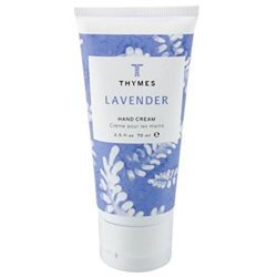 Hand Cream, Lavender, 2.5-Ounce Tube - Thymes