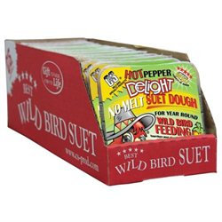 Wetsel Hot Pepper Delight Wild Bird Suet