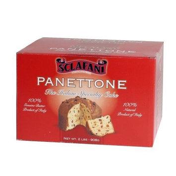 Sclafani Panettone Cake in 2 lb. Box