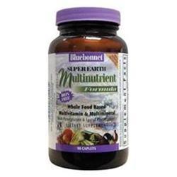 Bluebonnet Nutrition Super Earth Multinutrient Formula (Iron Free)