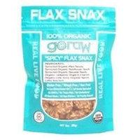 Go Raw Spicy Flax Snax